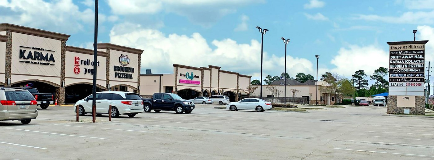 Gym leases Houston-area location