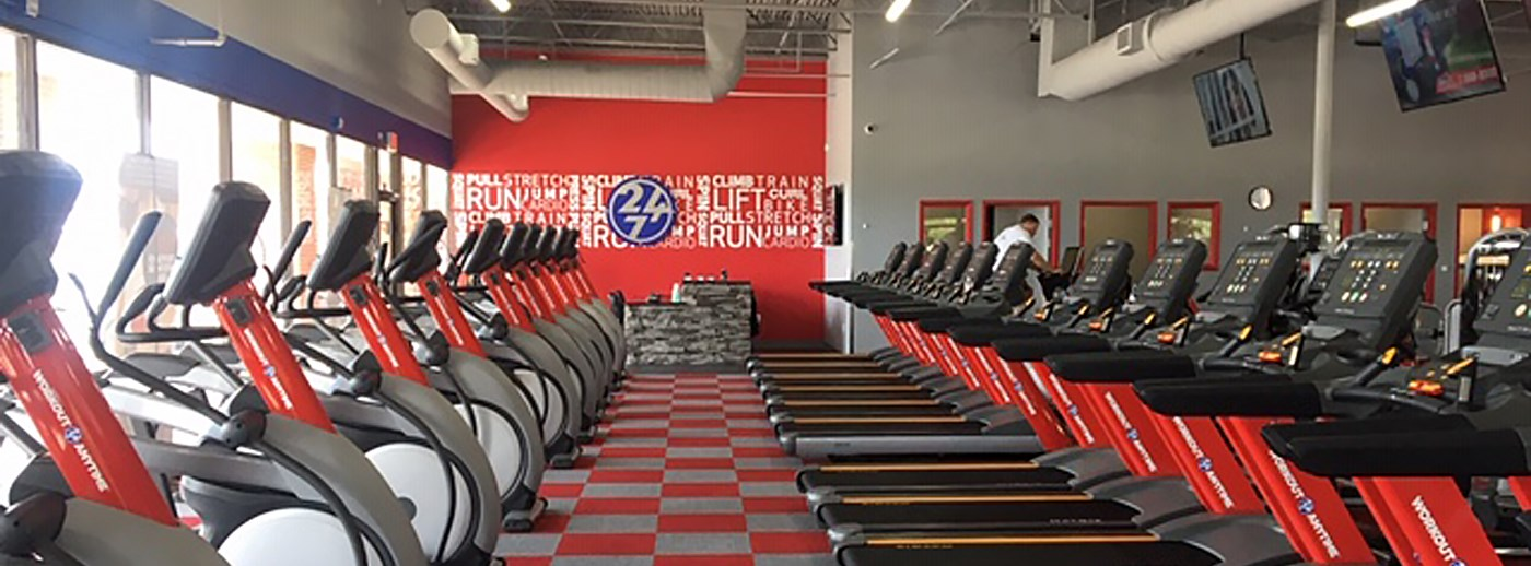 Workout Anytime inks new D-FW lease