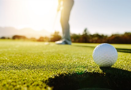 Golf offers lessons for real estate