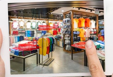 Digital marketing for retail?
