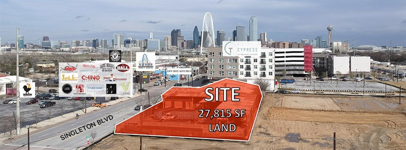 West Dallas land acquired for investment