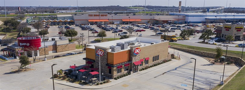 Weitzman negotiates sale of Dairy Queen in Fort Worth