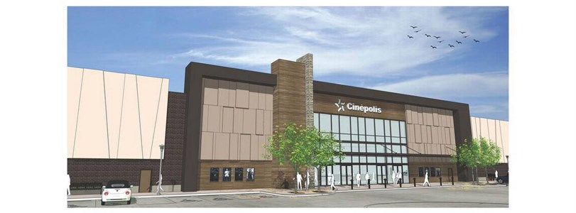 Cinèpolis opens at Glade Parks in Euless