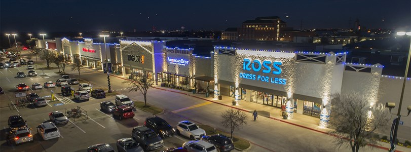 Renovation completed at Grapevine Towne Center