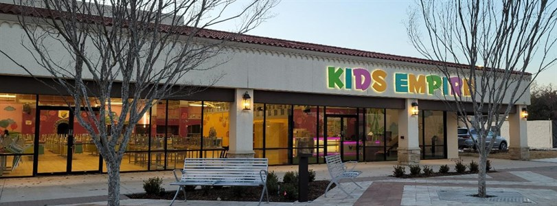 Kids Empire opens at Hillcrest Village in Dallas