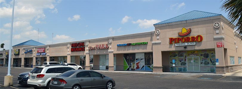 Weitzman negotiates sale of McAllen retail center