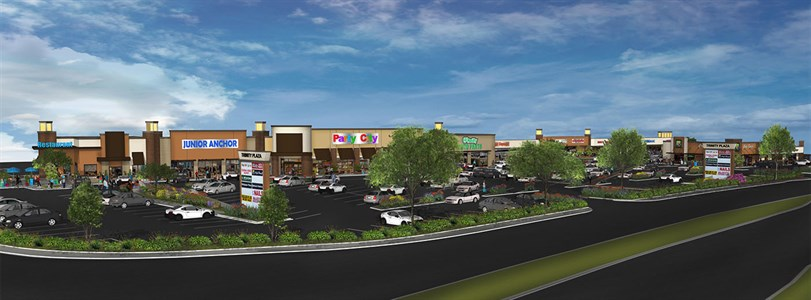 Landmark retail center begins major remodel