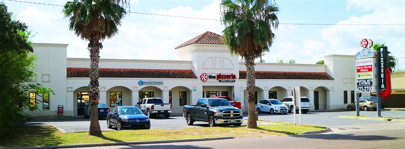 Investor acquires Harlingen retail center