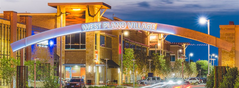 Coworking giant leases in West Plano Village