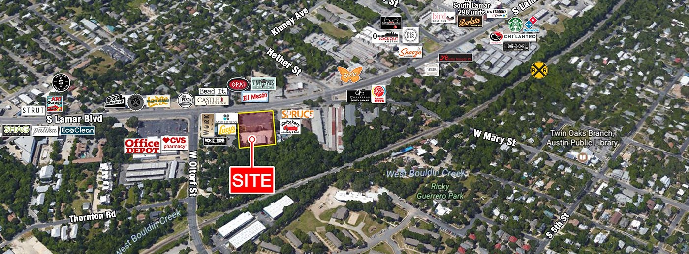 weitzman property unique in fill opportunity