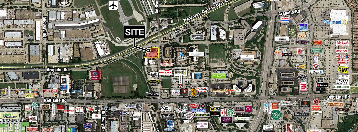 Weitzman Dallas Fort Worth Land For Lease And Sale 15211