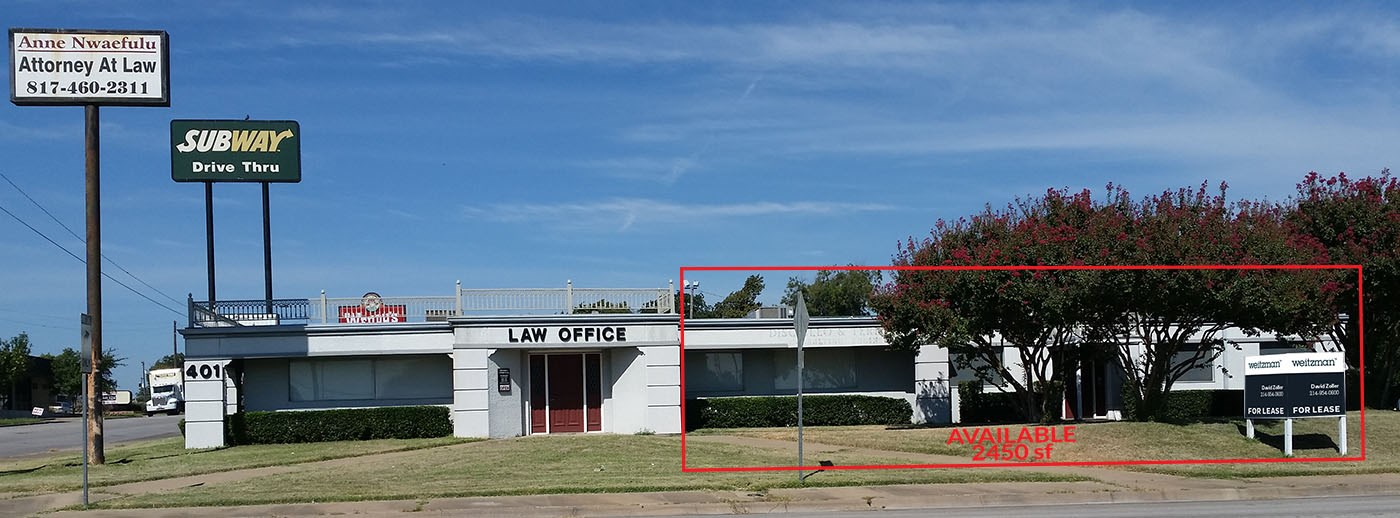 Weitzman Dallas Fort Worth Office For Lease In Arlington