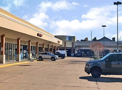 Cypress Park Shopping Center