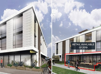 48th and Burnet - Mixed Use Retail | Service Space
