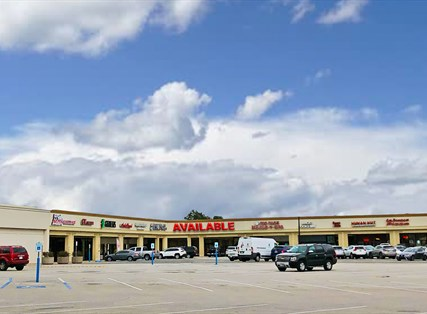 Braeswood Square Shopping Center