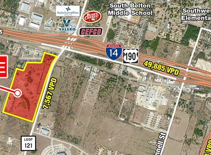 54 Acres Land | Belton, TX
